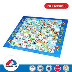 Children favorite educational portable colorful traffic kids folding play mat from chenghai