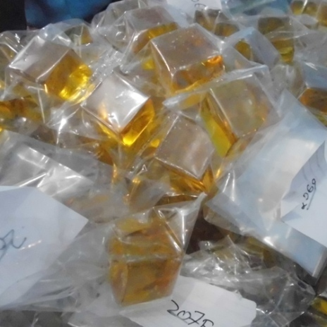 Perhutani gum rosin product of indonesia