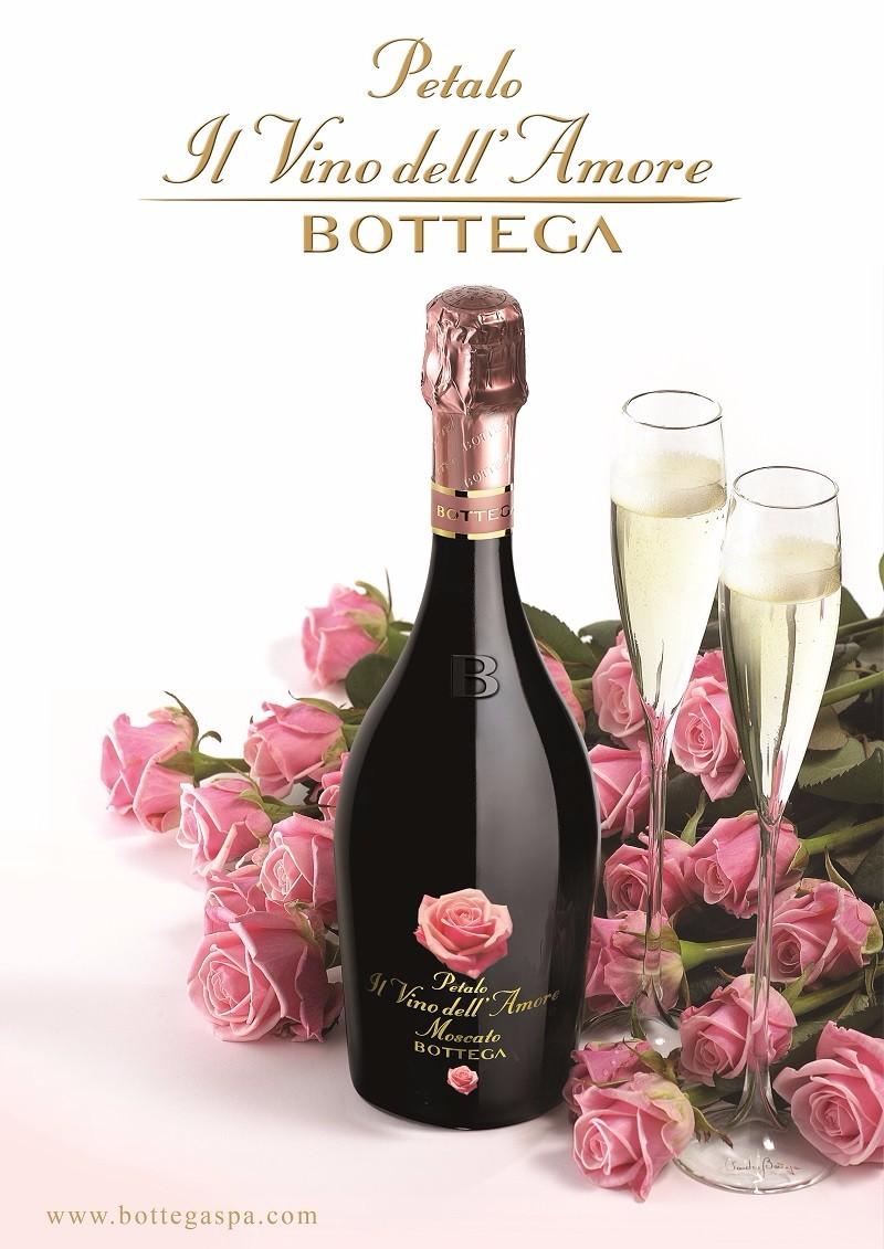 Bottega Petalo Moscato Il Vino Dell Amore Sweet Wine