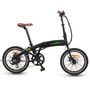 SOBOWO S46 20inch 36V 350W folding electric motorcycle