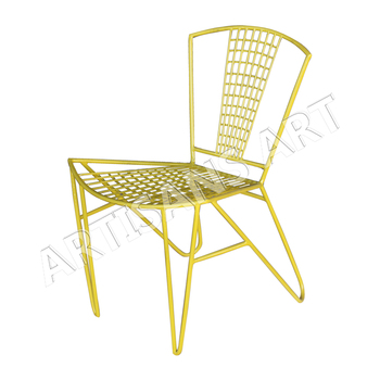 Superb Mid Century Vintage Metal Replica Wire Chair Industrial Metal Garden Chairs Outdoor Furniture Buy Vintage Industrial Chair Antique Metal Bralicious Painted Fabric Chair Ideas Braliciousco