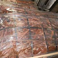 High grade copper cathode
