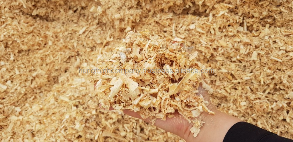 BEST PRICE FOR PINE WOOD SHAVING FROM VIETNAM
