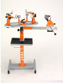 1500T Taiwan professional manual tennis badminton stringing machine