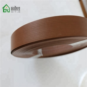 China manufacturer plastic cabinet edge trim for kitchen cabinet door