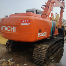 Venda de escavadora hitachi ex200