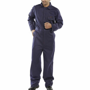 80%Cotton 20%Cotton Fire Safety non flammable reflective esd coat and workwear