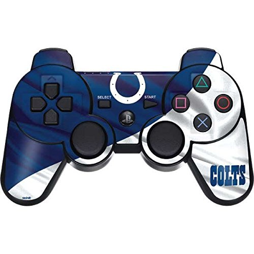 NFL Indianapolis Colts PS3 Dual Shock wireless controller Skin - Indianapolis Colts Vinyl Decal Skin For Your PS3 Dual Shock wireless controller
