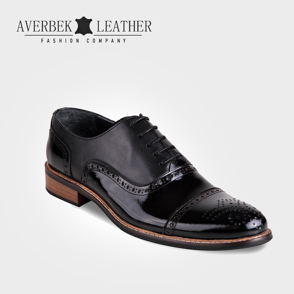 Leather Genuine Shoes Wholesale Logo Man Custom R4qwIFA
