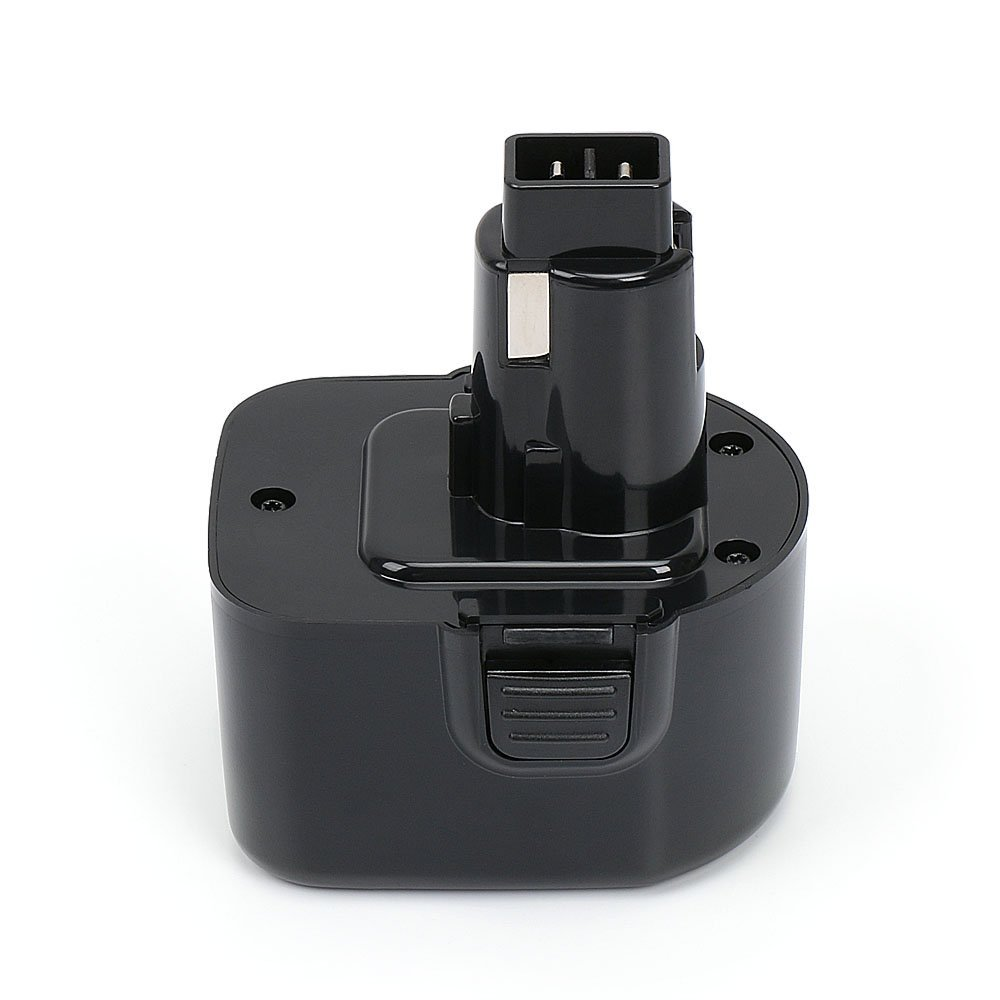 PowerGiant 12V 2.0Ah NiCd Replacement Battery for Dewalt DC9071 DW9072 DW9071, DW953 DW972 DW980 DW981 DC528 DW904 DW940 DW979 DC727KA DW979K-2 DW907K-2 DC740KA DW052K-2 Cordless Tools