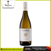 Spanish Dry White Wine Paniza Varietal Viura & Chardonnay 2016 - Bodegas Paniza