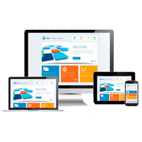 Responsive Mobile Website Templates Designed On HTML5 CSS3 Which Are 100% Mobile friendly.
