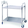 Cleanroom Equipment Stainless Steel trolley for clean room