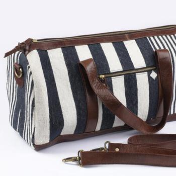 56a81a429555 2018 Stylish Leather Duffel Bag Travel Bag Gym Bag - Buy Vintage ...