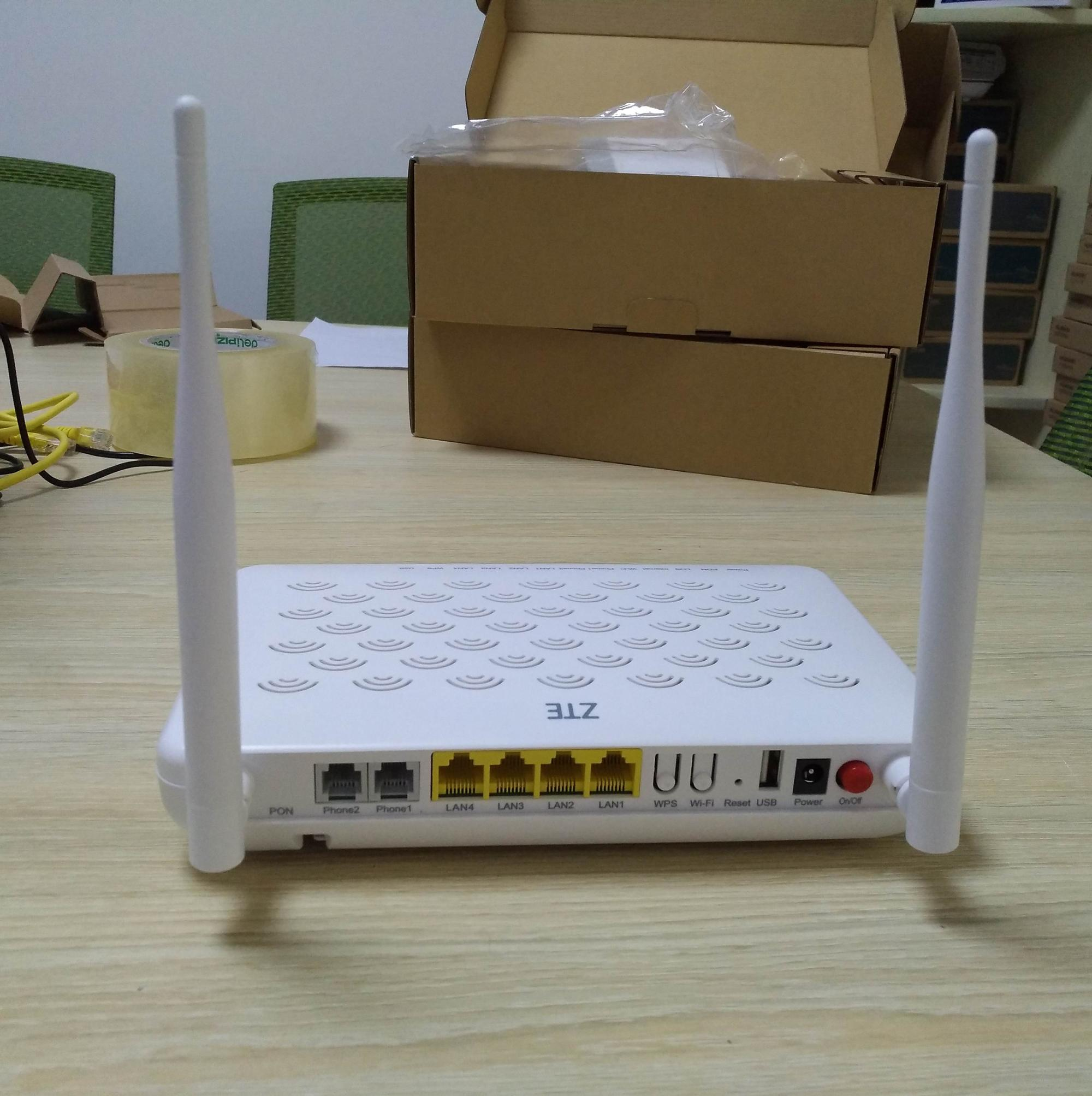 HOT SALES English firmware APC WIFI GPON ONU ONT ZTE F660 V5 2, View ZTE  F660 V5 2, ZTE Product Details from Hunan Zikun Information Technology Co ,