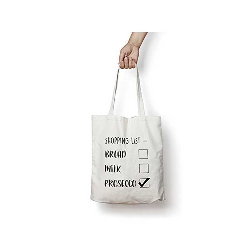 100 Pure Cotton Ping Tote Bags