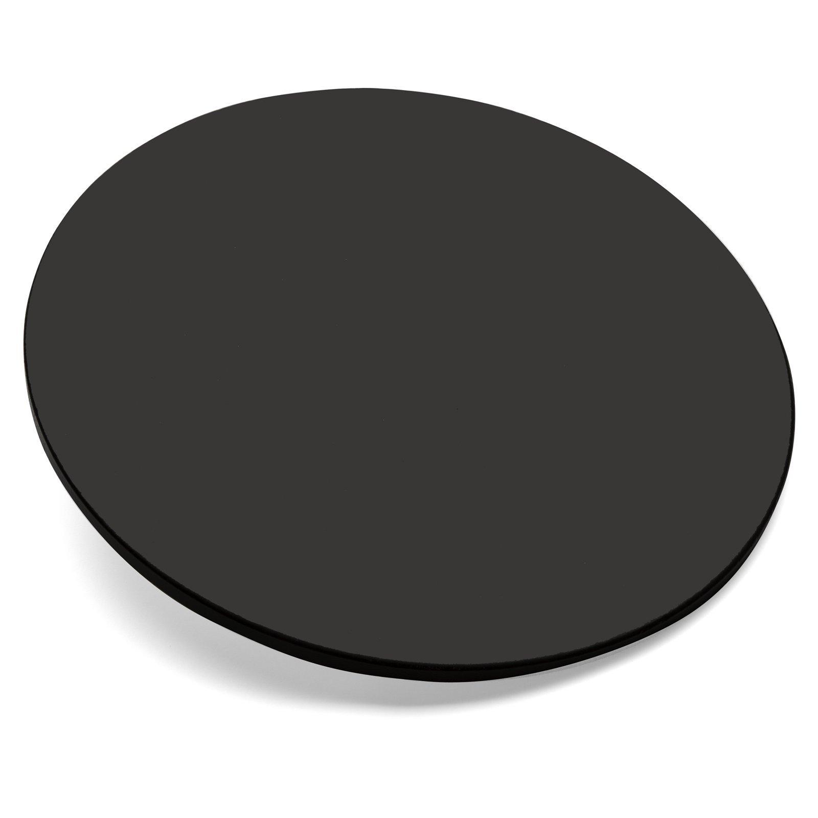 Cuisinart CPS-113 Alfrescamore Ceramic Glazed Cordierite Pizza Stone, Black