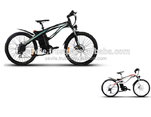 City bicycle, Electric 60 km range Folding bike