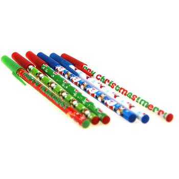 Promotional Holiday Special Christmas  Xmas Ballpoint Pen