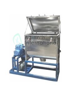 Large detergent powder making machine 2000L type soap powder spiral ribbon blender mixer machine