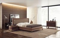 Modern Wooden Bedroom Set 6 Pieces