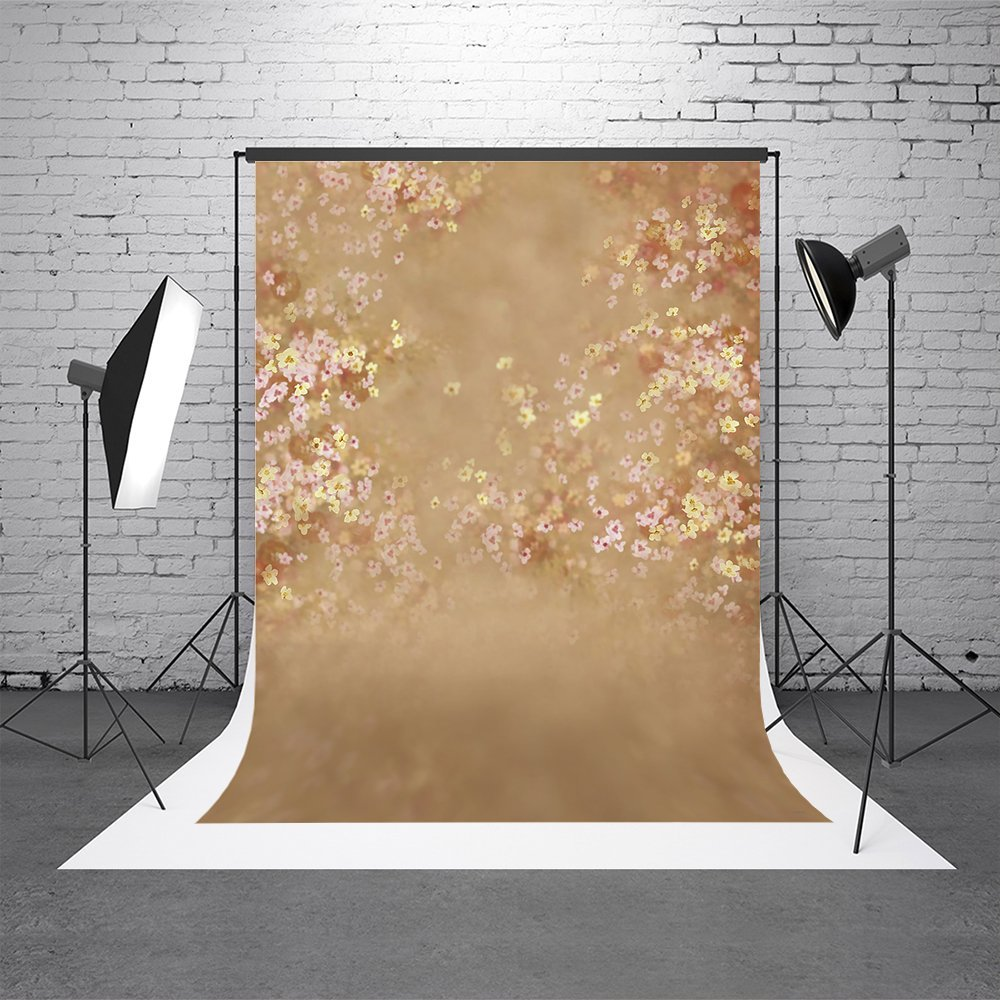 Kate 5X7ft (150cmX220cm) Newborn Backdrops Flower Photography Background Baby