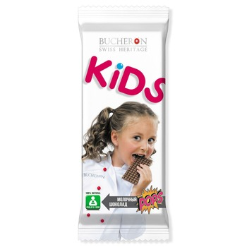 BUCHERON Kids - Milk chocolate cereals