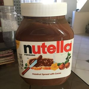 Best Price Ferrero Nutella, 1Kg/3Kg/5Kg
