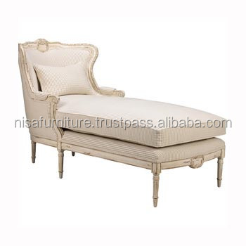 Antique Chaise Lounge Sofa Bed French Louis Xv Reproduction Furniture Chair  - Buy Chaise Lounge,Chaise Lounge Chair,Antique French Chaise Lounge ...