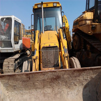 Hot Search Top JCB Machine Price Used 3CX backhoe loader For Sale