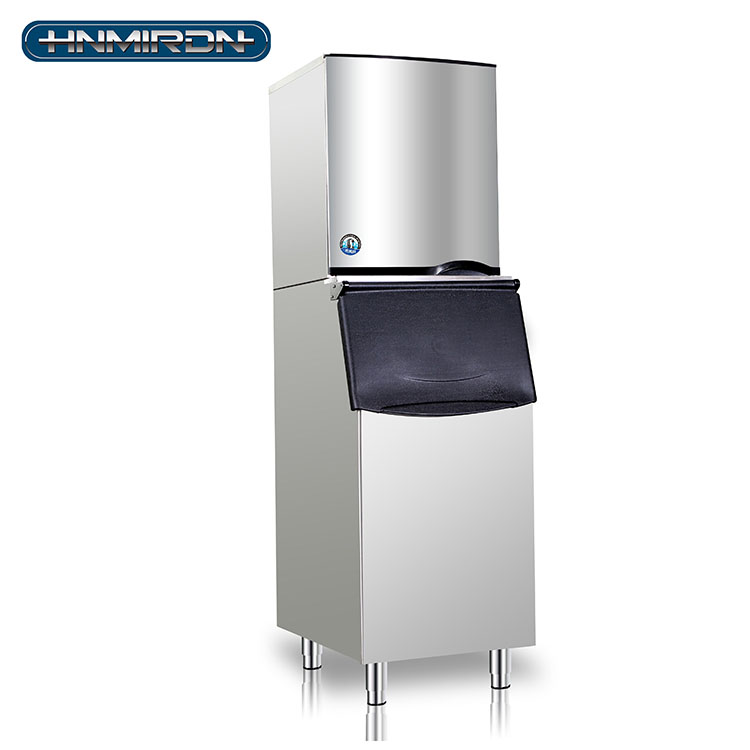Commerciële Crescent Cube Ice Maker/Ijs Making Machine