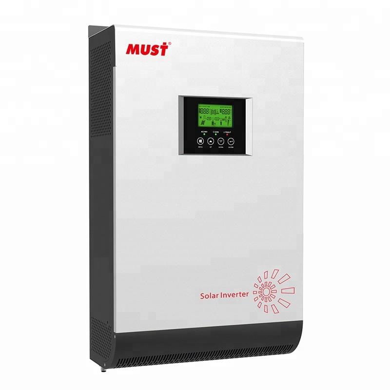 2019 sıcak satış 2kva 3kva 4kva 5kva hibrid güneş inverteri bağlantı jeneratörü ev klima