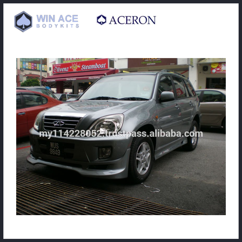 Body kit for China Brand Car from Malaysia Car Accesories