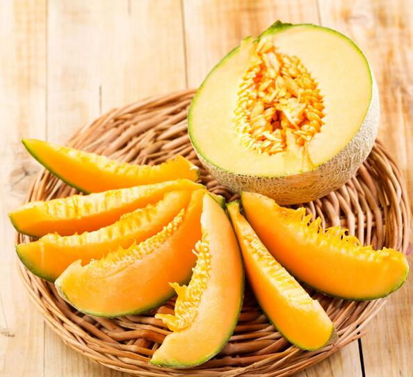 Grade A galia melons for sale