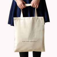 Super September Different Size Gift Handle Cotton Bags With Logo