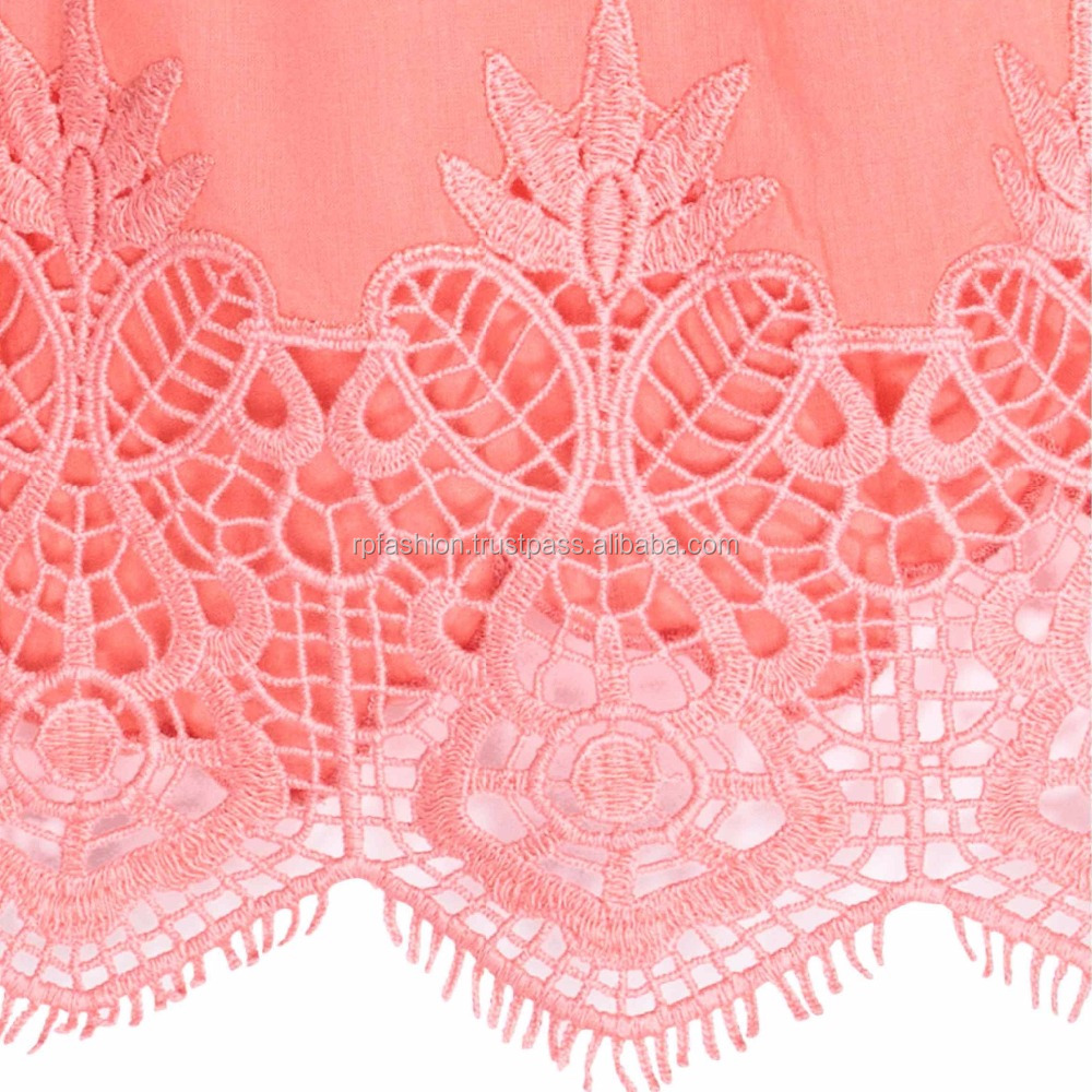Water Soluble Trim Narrow lace