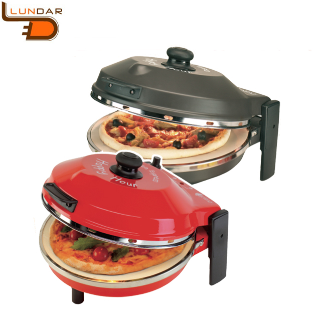 Elektrische Haushalts Keramik Stein Backen Pizza Maker
