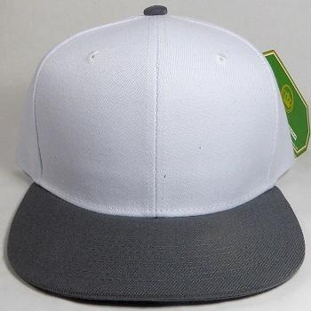 e6bc05beb94 Wholesale Blank Snapback Hats   Caps Two Tone - Buy Custom ...