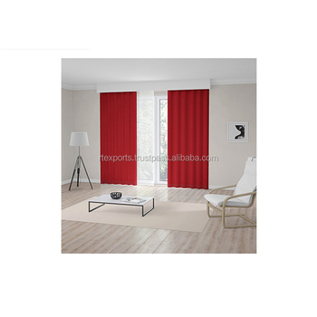New Design Pure Cotton Window Curtain from India