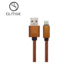Wholesale metal leather type c usb 2.0 cable data