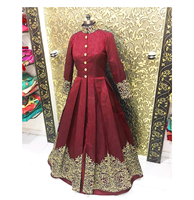 R & D Exports Wedding Dress Bridal Gown / Indian Clothing / Pakistani Clothings