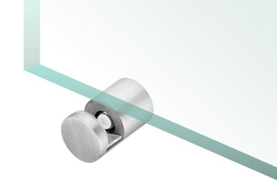 Glass Clamp Shower Door Glass connector Shelf Clamp
