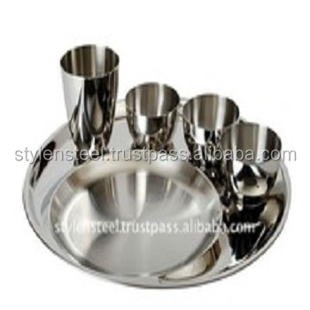 Stainless Steel Dinner Plate Sets Stainless Steel Dinner Plate Sets Suppliers and Manufacturers at Alibaba.com  sc 1 st  Alibaba & Stainless Steel Dinner Plate Sets Stainless Steel Dinner Plate Sets ...