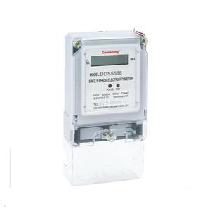 Hot Sell Good Quality DDS5558-YG Single Phase Kill A Watt LCD Panel For Energy Meter with RS485