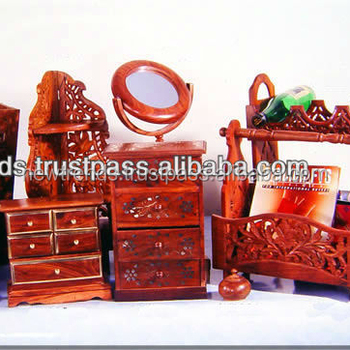 wooden furniture model