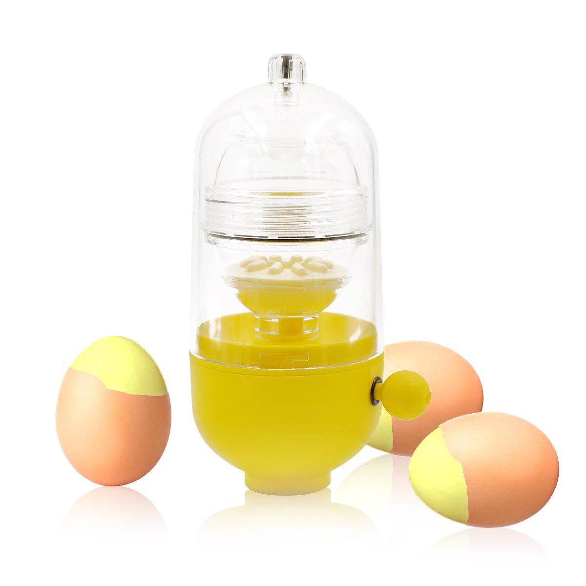 Hutzler Egg Scrambler Brown