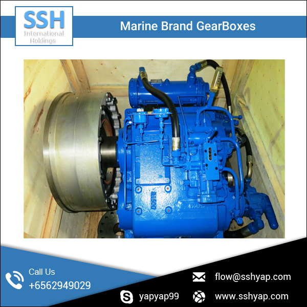 Marine Brand GearBoxes