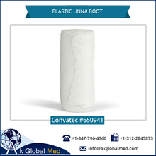 Convatec 650941 Unna Boot <span class=keywords><strong>Elastische</strong></span> <span class=keywords><strong>Bandage</strong></span>