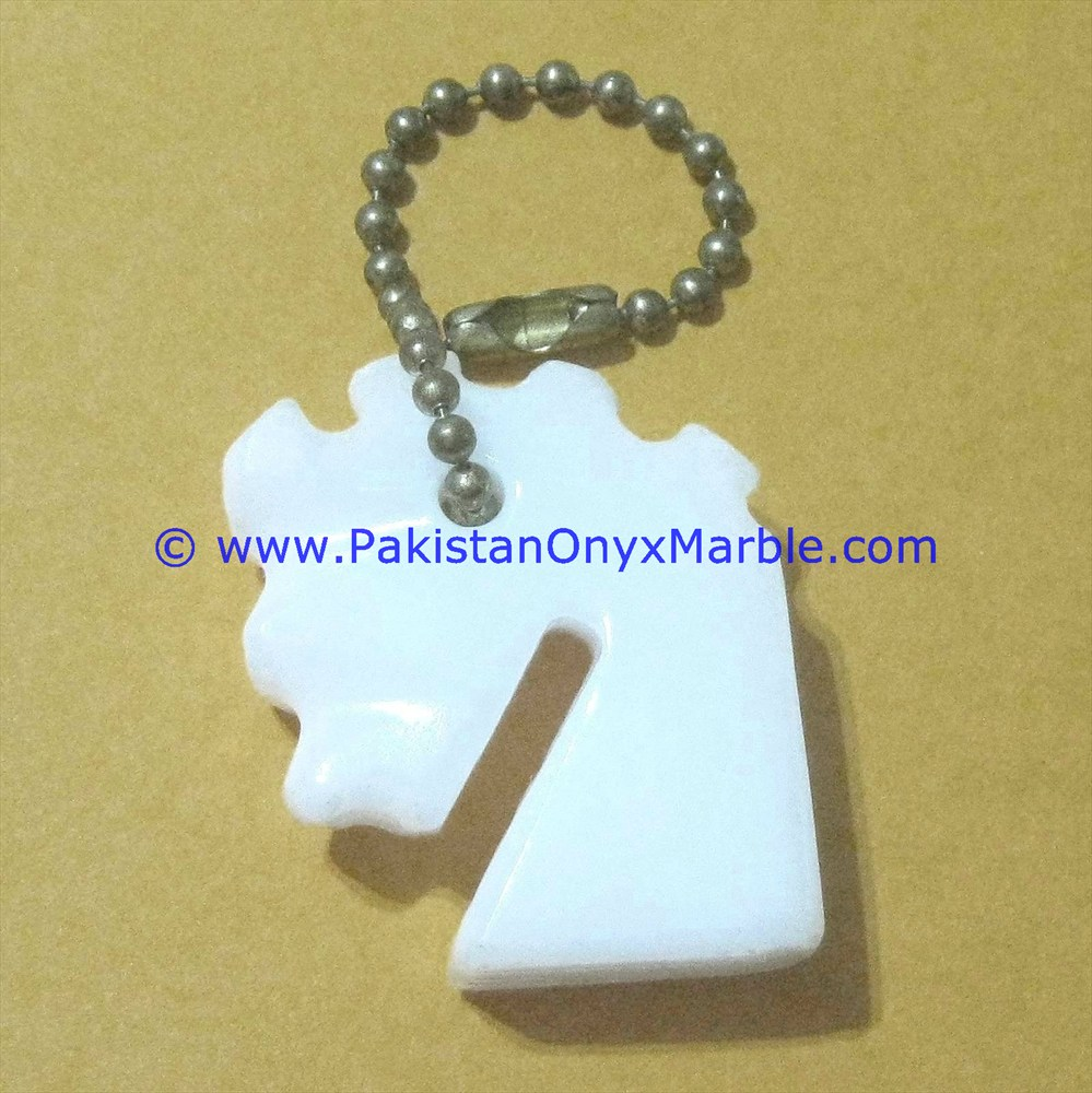 CUSTOM DESIGN AND SIZE ONYX KEY CHAINS HANDICRAFTS