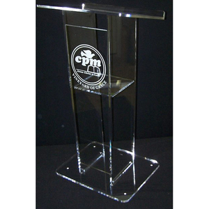 plexiglass lectern for church acrylic rostrum lectern podiums/ lectern podium
